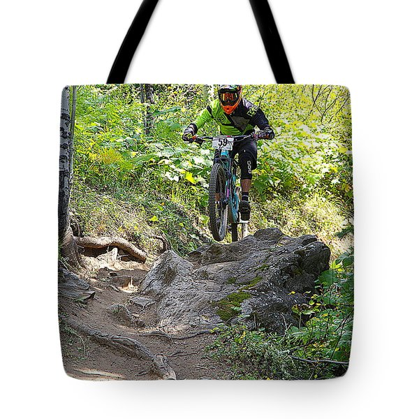 Creekside Rock #59 Tote Bag