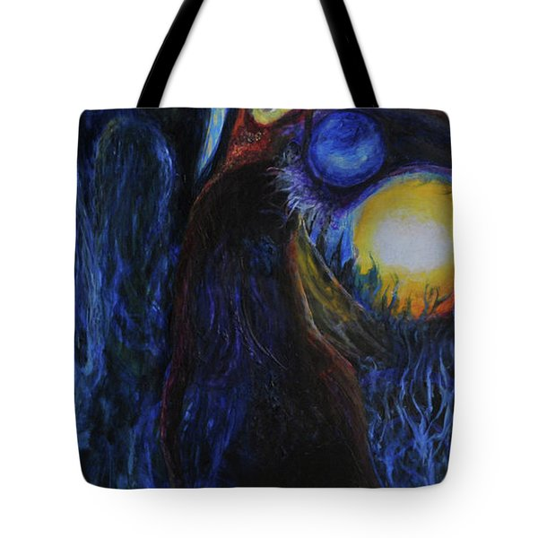 Creeping Plague Tote Bag
