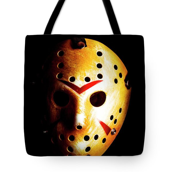 Creepy Keeper Tote Bag by Jorgo Photography - Wall Art Gallery