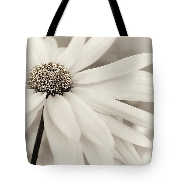 Tote Bag featuring the photograph Creme Fraiche In Gold And White by Darlene Kwiatkowski