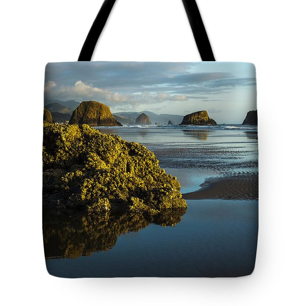 Crescent Beach Tote Bag