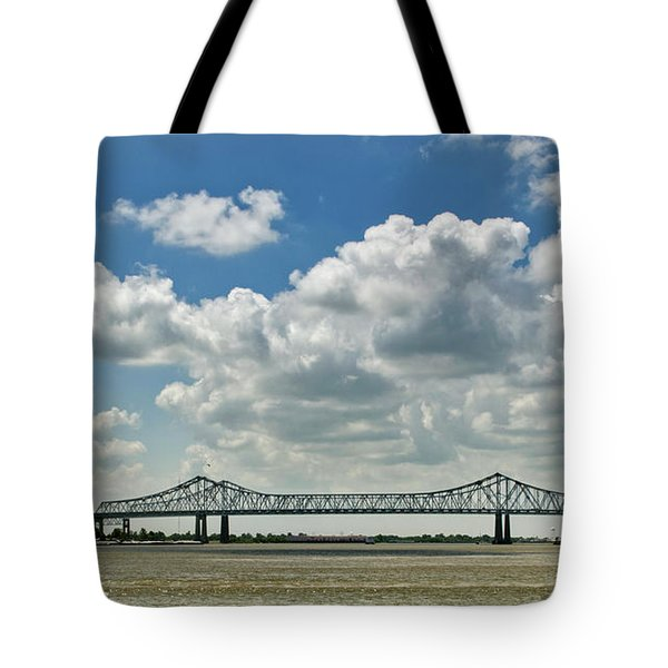 Crescent City Connection Tote Bag