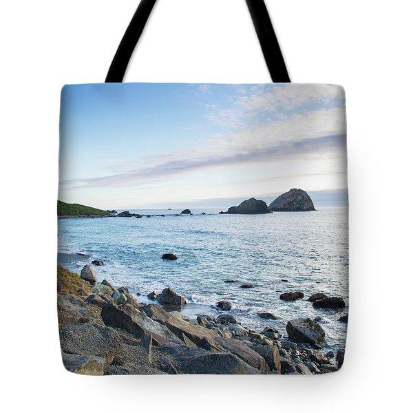 Crescent City Sunset Tote Bag