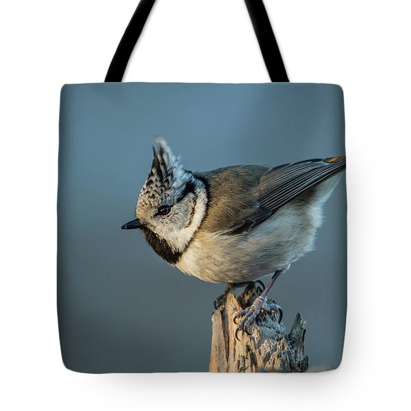 Tote Bag featuring the photograph Crest by Torbjorn Swenelius