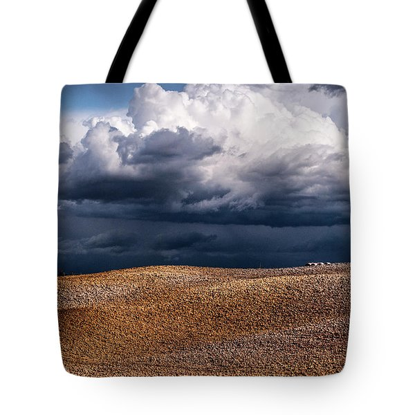 Crete Senesi Tote Bag