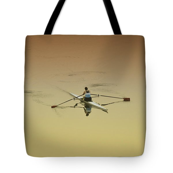 Crew Tote Bag by Bill Cannon