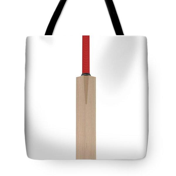 Cricket Bat Tote Bag