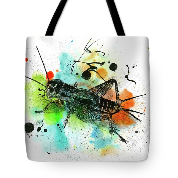 Cricket Tote Bag