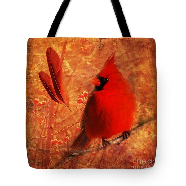 Crimson Splash 2015 Tote Bag