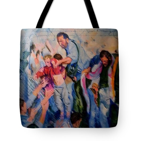 Crisis, What Crisis ? Tote Bag