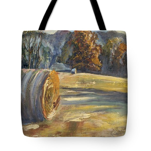 Crisp Air And Sunset Kisses Tote Bag