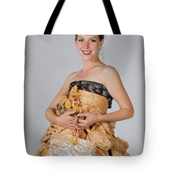 Cristina In Bring Your Own Bags Tote Bag