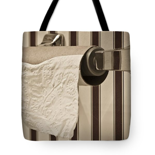 Critical Thinking Tote Bag by Charles Dobbs