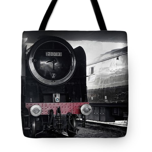Tote Bag featuring the photograph Cromwell And Cromwell by David Birchall