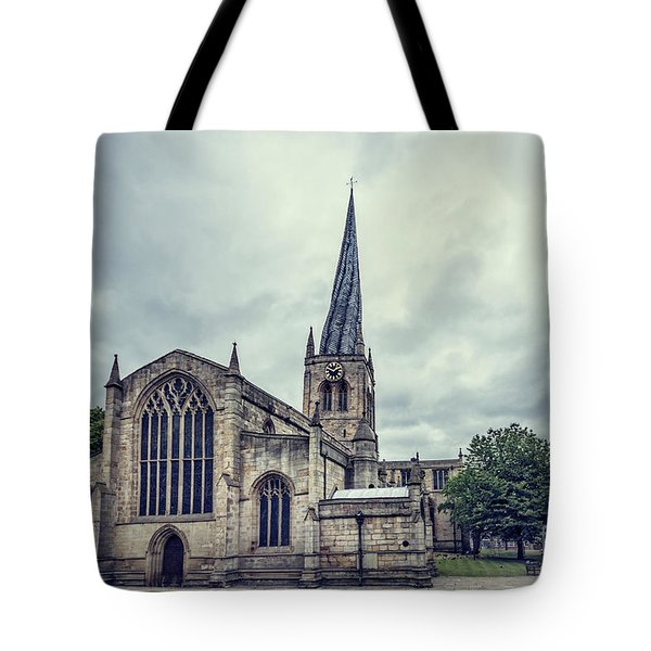 Crooked Spire Tote Bag