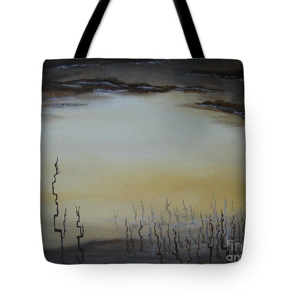 Crooked World Tote Bag