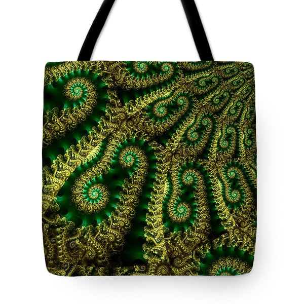 Crop Fields Tote Bag