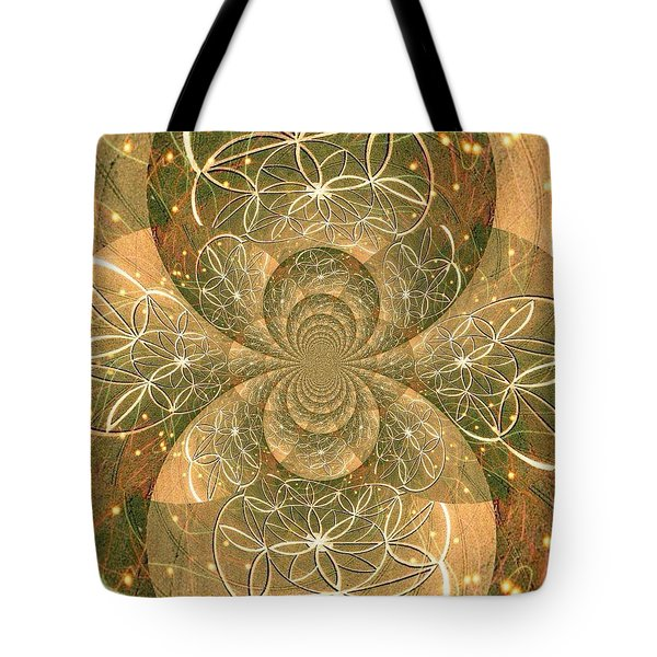 Crop Of Life II Tote Bag