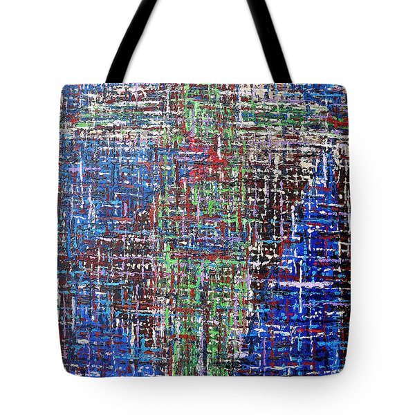Cross 2 Tote Bag by Patrick J Murphy