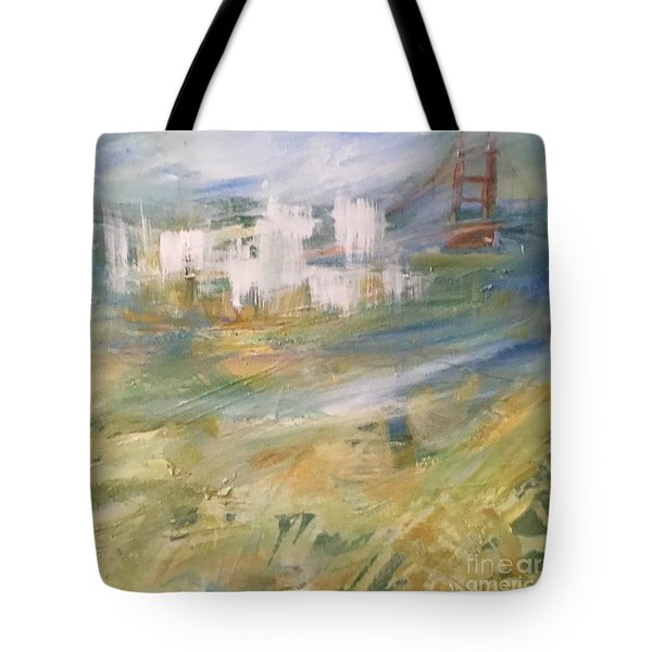 Cross A Bridge And Get Over It Tote Bag