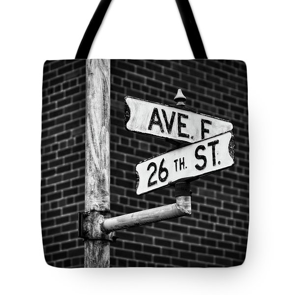 Cross Roads Tote Bag by Darren White