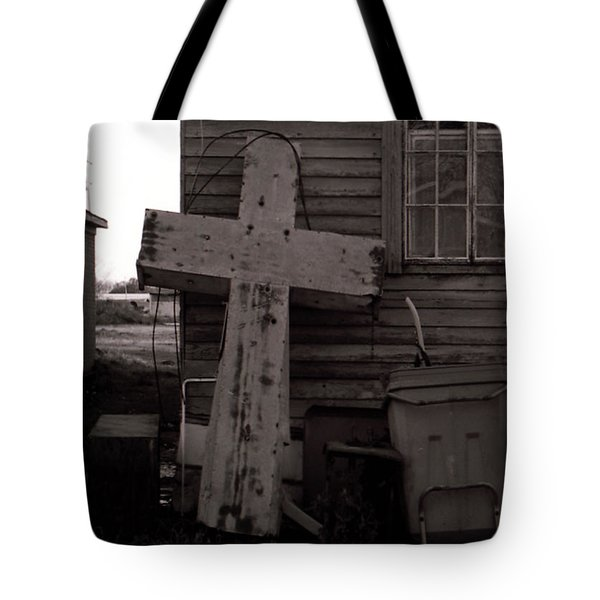 Cross Tallulah Louisiana Tote Bag