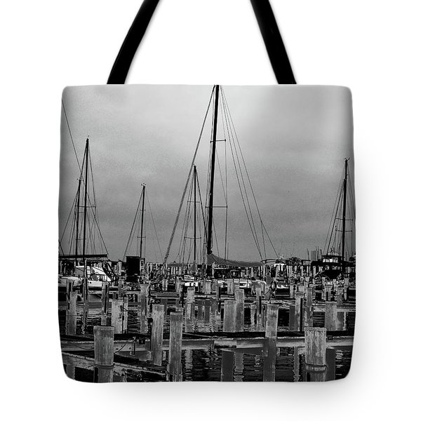 Tote Bag featuring the photograph Crosses by EDi by Darlene