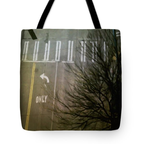 Crossing, From The Ninth Tote Bag