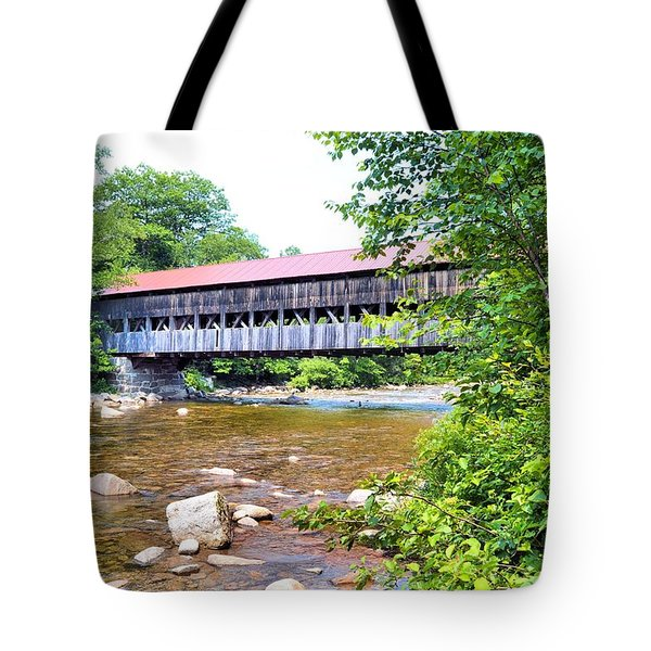 Crossing The Swift Tote Bag