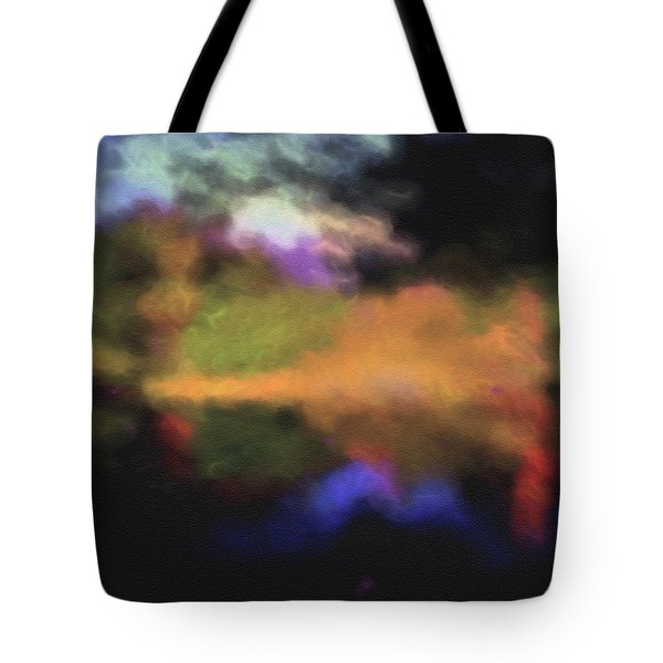 Crossing The Threshold Tote Bag by William Horden