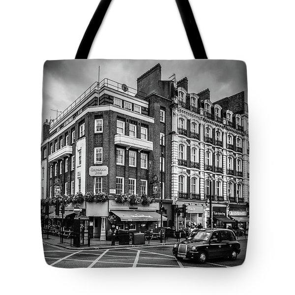 Crossroad Tote Bag