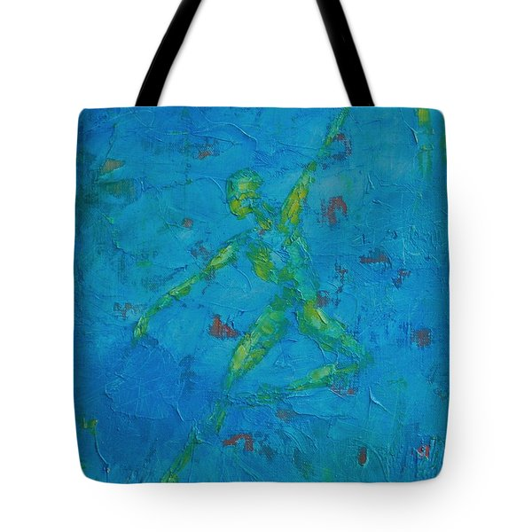 Crowd Sourced Leap Tote Bag