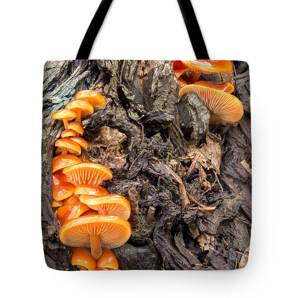 Crowded Living Tote Bag