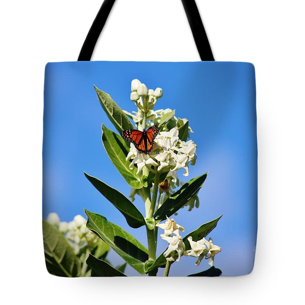 Tote Bag featuring the photograph Crown Flower Love by Craig Wood
