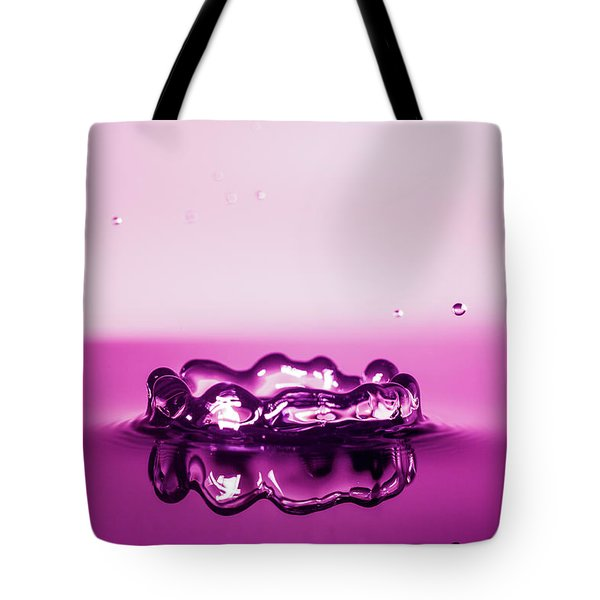 Crown Forming Tote Bag