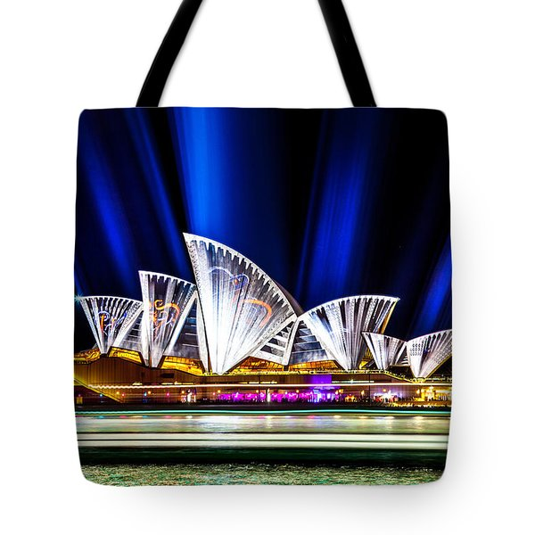 Crown Jewels Tote Bag