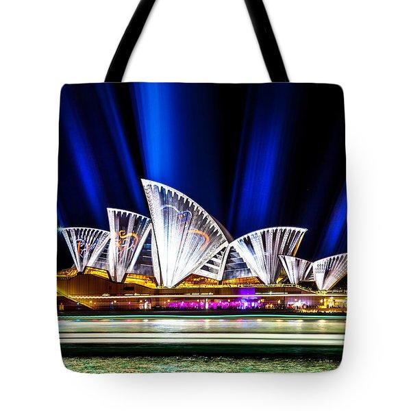 Crown Jewels Tote Bag