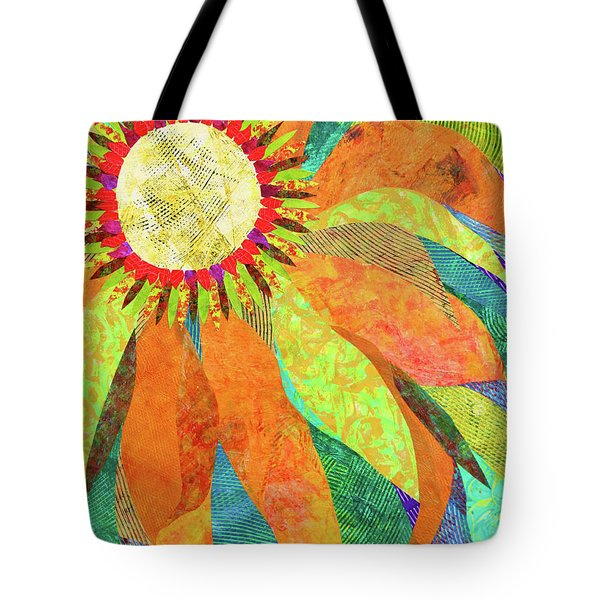 Crown Of Petals Tote Bag