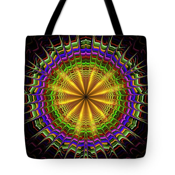 Crown Of Thornes Tote Bag by Ernst Dittmar