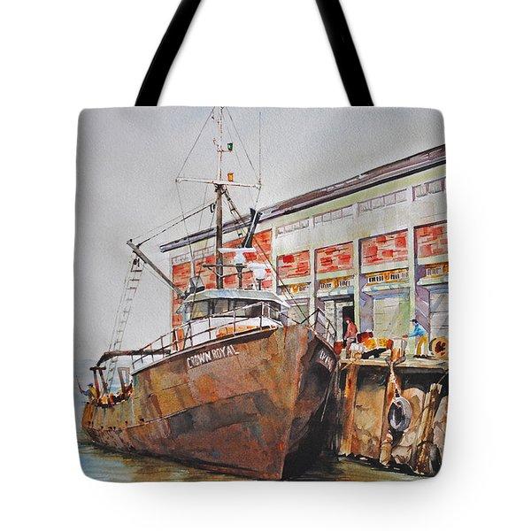 Crown Royal Tote Bag
