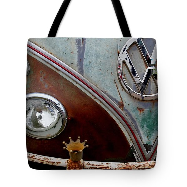 Crowned - Vw Tote Bag