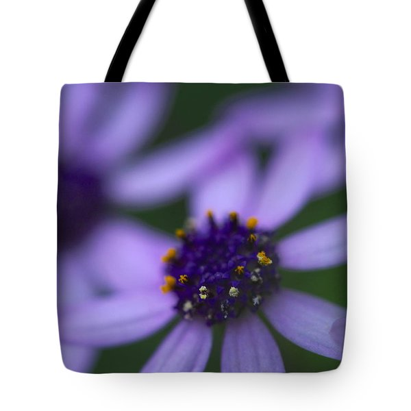 Crowned With Purple Tote Bag