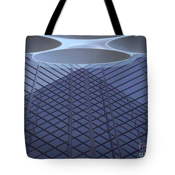 Crowning Tote Bag