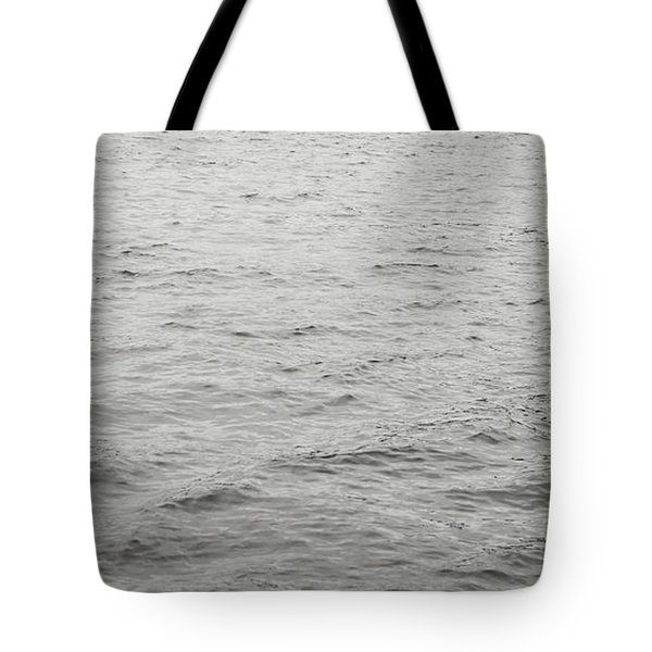 Crows In Flight Tote Bag