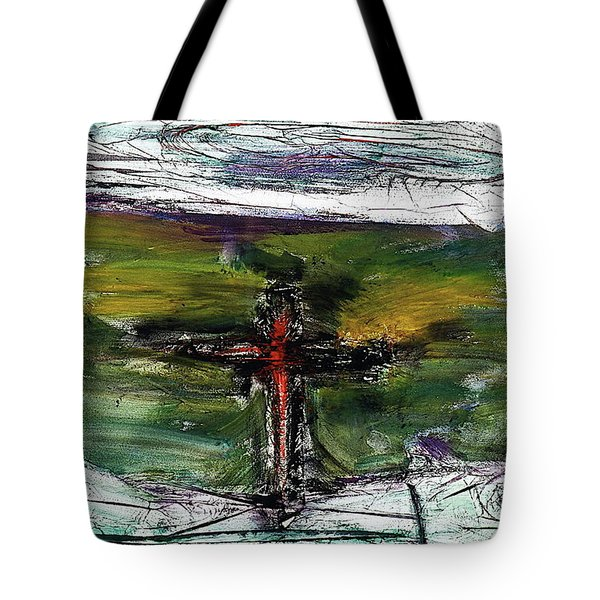 Crucifixion #3 Tote Bag
