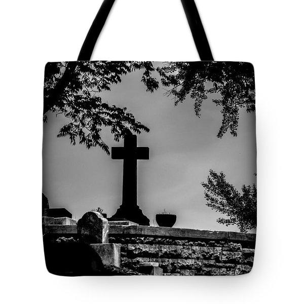 Crucis Tote Bag