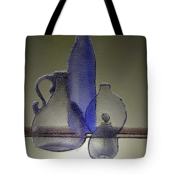 Cruets Tote Bag
