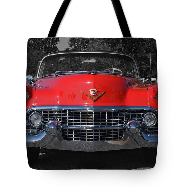 Tote Bag featuring the photograph Cruising Americana by Anthony Baatz