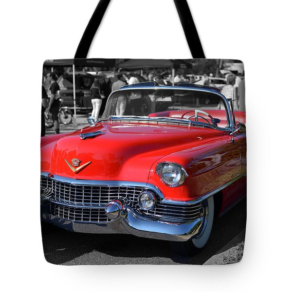 Tote Bag featuring the photograph Cruising Home by Anthony Baatz