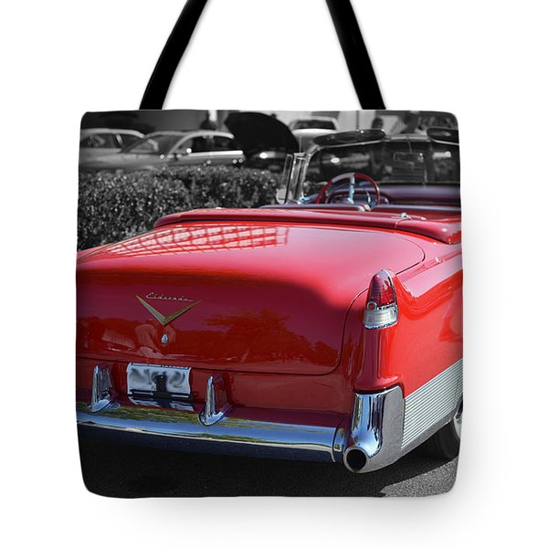 Cruising In Time Tote Bag